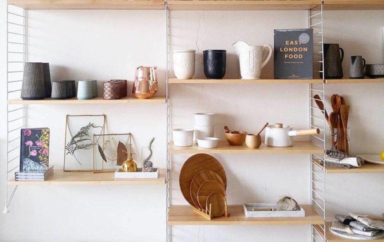 Interiors Addict: Plain Vanilla Home looks straight out of Kinfolk
