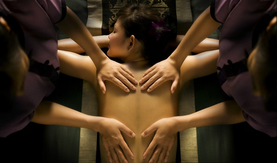The lunchtime lift you need: Massages under an hour