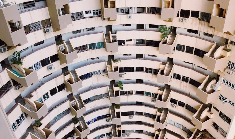 Take a peek inside Pearl Bank Apartments, before it gets demolished