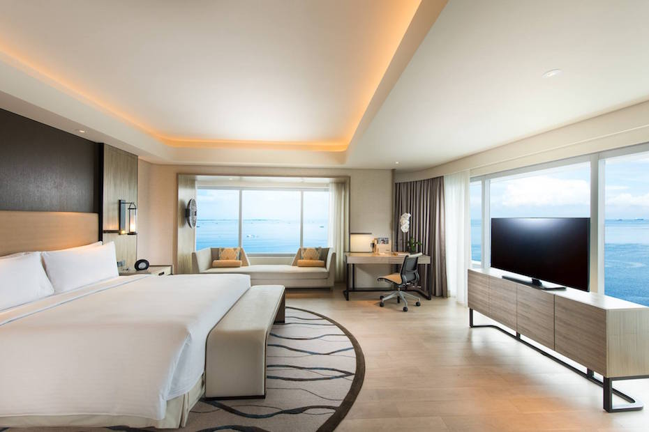 Smart hotels in Southeast Asia: Conrad Manila