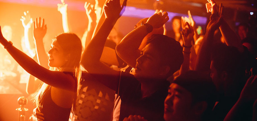 Zouk Singapore | Capital | Crowd CTRL | Nightlife and clubbing in Singapore