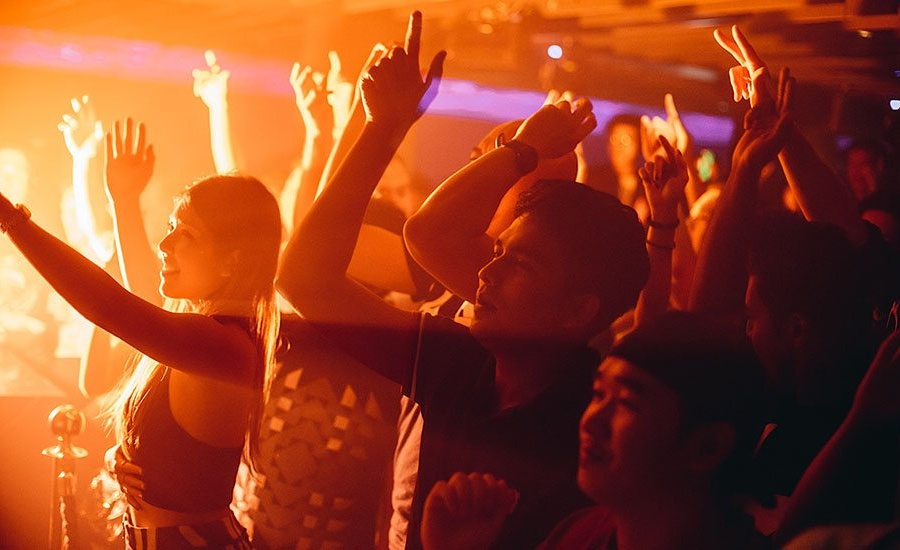 Capital at Zouk Singapore's got some hot new parties worth checking out