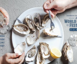 Greenwood Fish Market: 6th World Oyster Festival