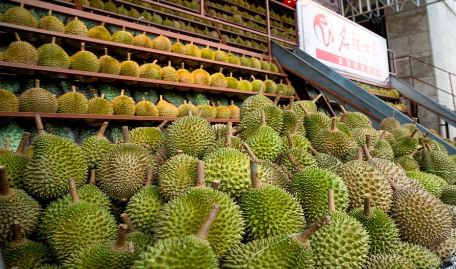 Durian Pop-Up Stall: Available At The Malaysian Food Street