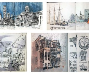 Urban Sketching Workshop: Learn Simple Drawing Techniques