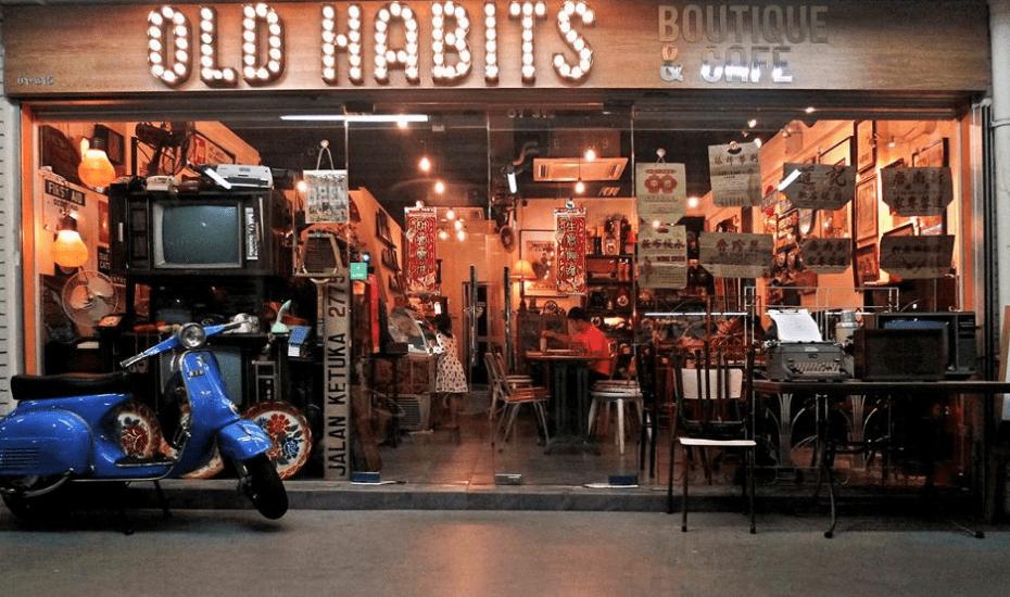 multi concept cafes