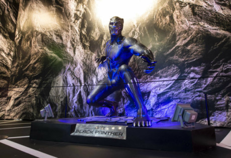 ASM Marvel Exhibition Black Panther | Honeycombers Singapore