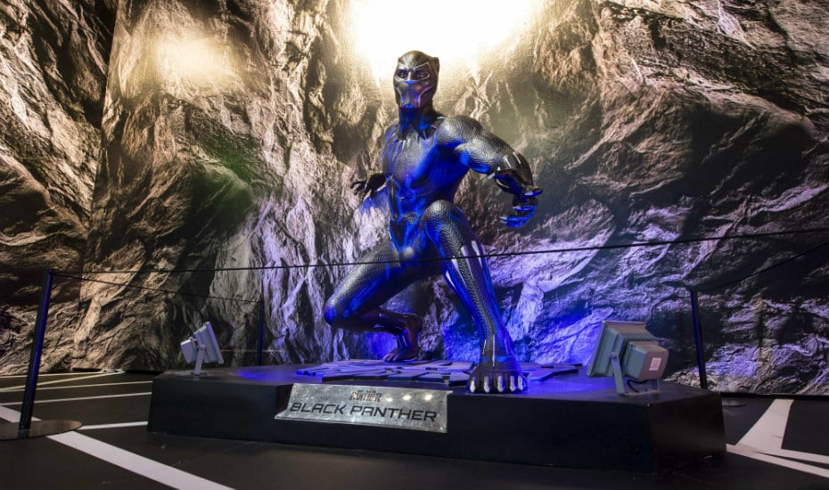 You don't have to be a Super Hero fan to love the Marvel Studios Exhibition at ArtScience Museum