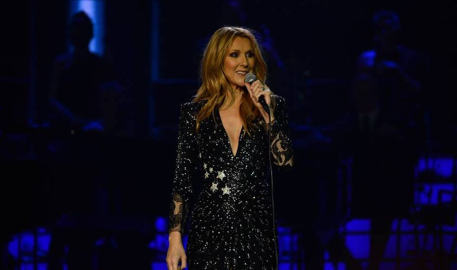 Catch Celine Dion live in Singapore this July