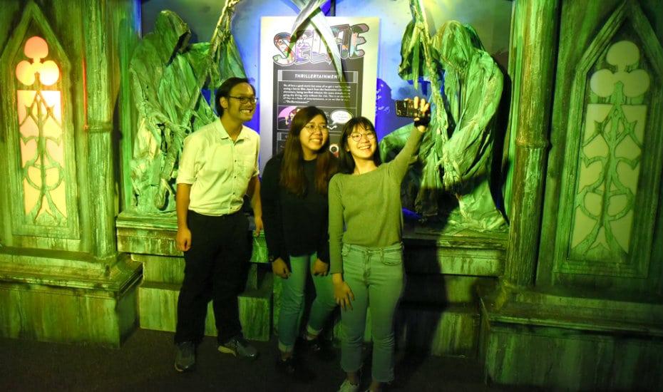 Phobia Exhibition | Science Centre Singapore