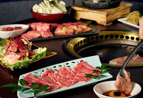 Gyu Bar is one of the latest yakiniku restaurant and serves up a range of beef dishes