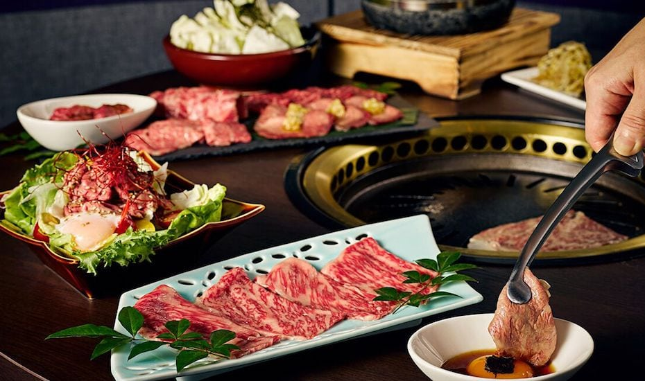 Hot New Tables: An impressive medley of beef dishes is why Gyu Bar is raising the bar for yakiniku in Singapore