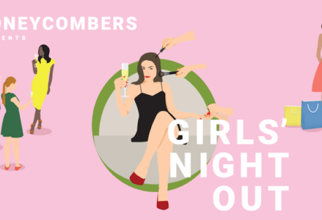 Honeycombers Girls' Night Out