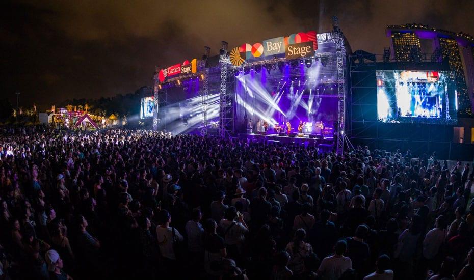 Musical Festivals around Southeast Asia | Laneway Festival Singapore