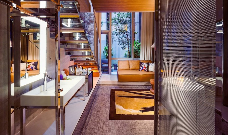 Boutique hotels in Singapore | M Social