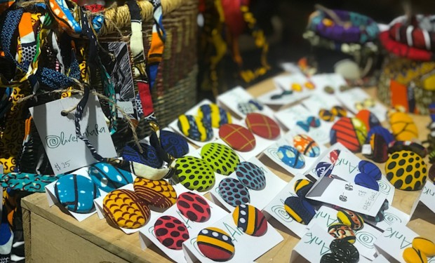 Olive Ankara at eco friendly lifestyle store The Green Collective.