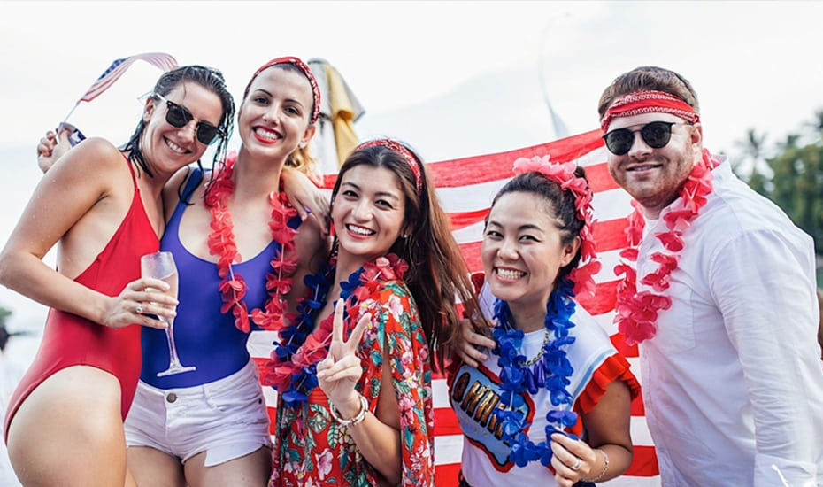 4th of July Events 2018, Singapore