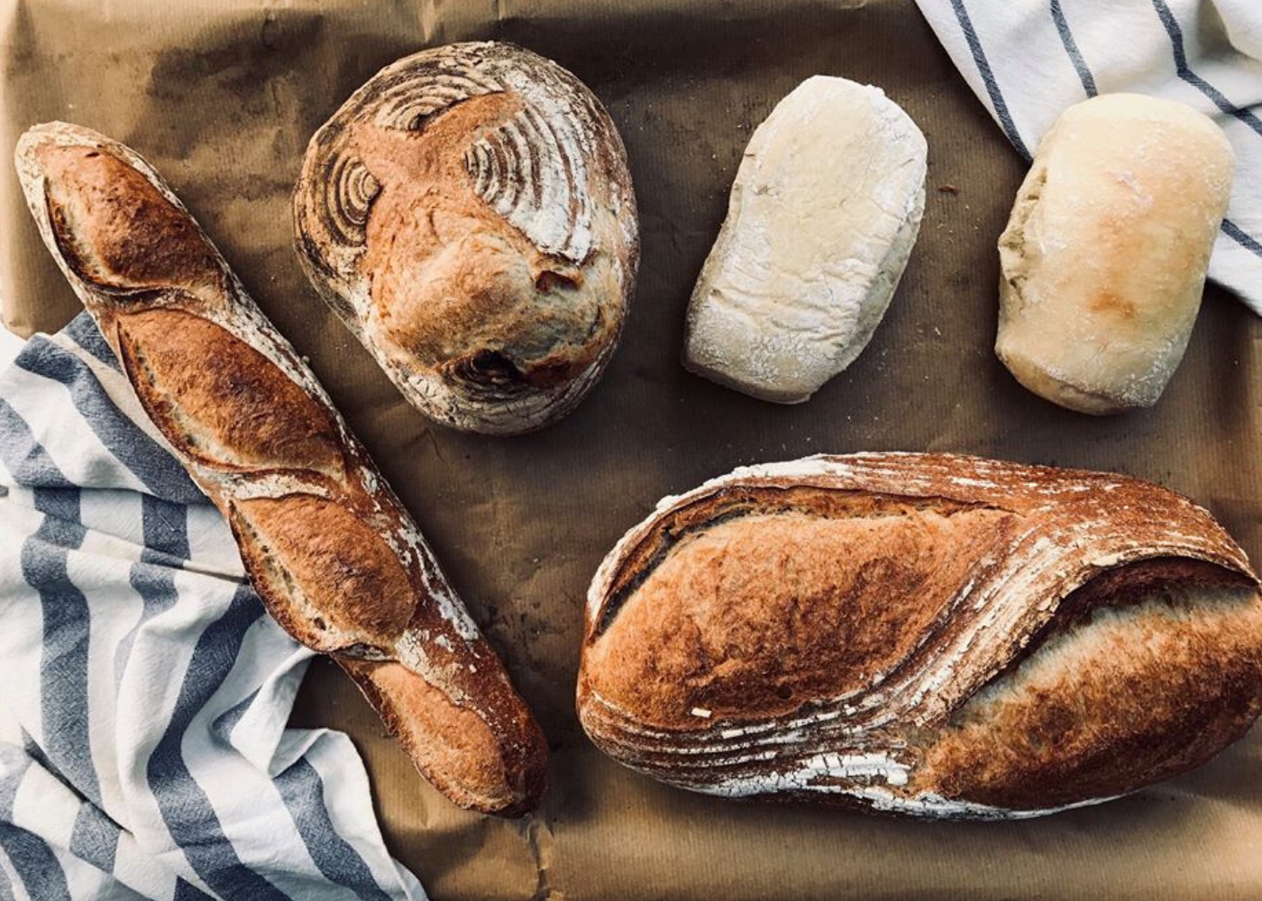 Bakeries in Singapore: Bread and Hearth