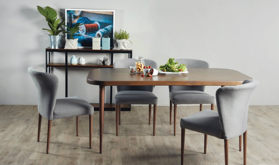 Where to shop for the perfect dining table for your home: Cellini