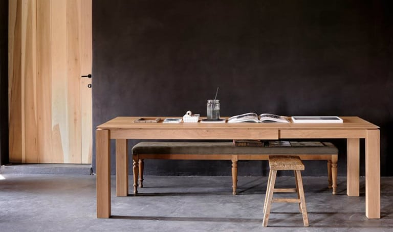 Dining in? Here's where to get the perfect dining table in Singapore for your home