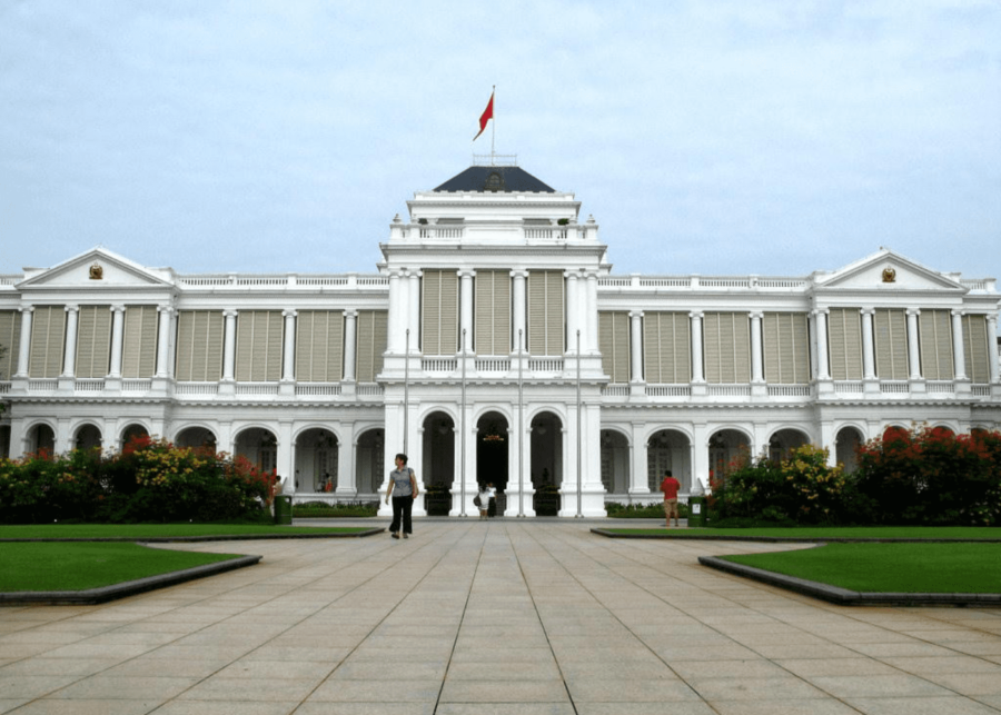 istana-singapore | heritage trails