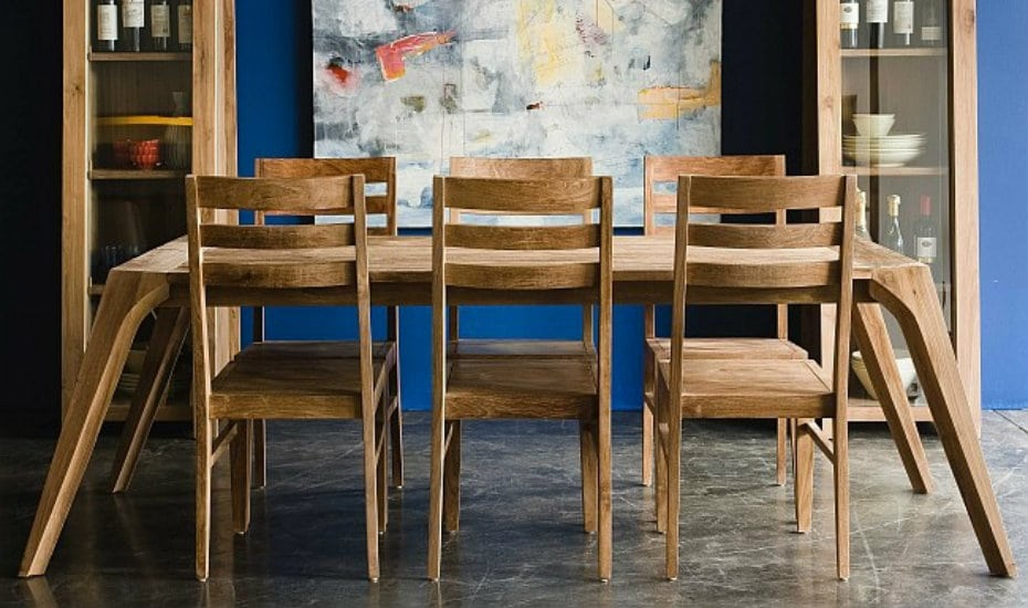 Where to shop for the perfect dining table for your home: Journey East