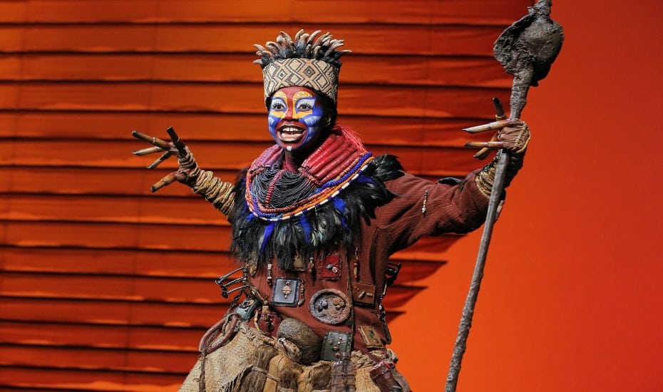 Review: Paws up for Disney's The Lion King Musical that totally ruled!
