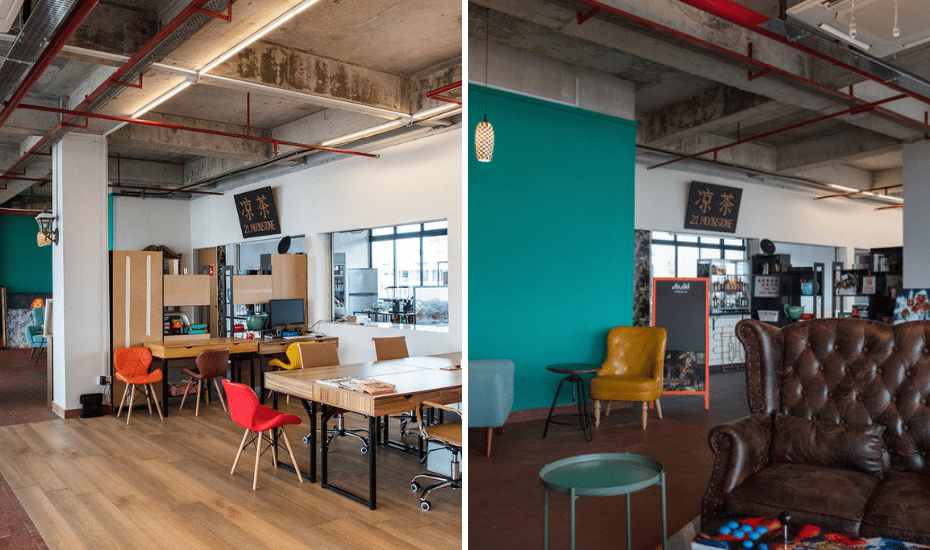 Co-working spaces in Singapore | Freelancers and start-ups in Singapore | Singapore co-working spaces | Hotdesk in Singapore