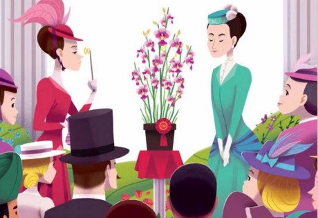 Agnes and Her Amazing Orchid: Writing History for Our Children