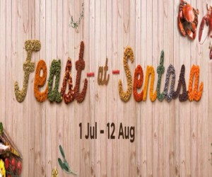 Get Stuffed at Sentosa Grillfest 2018