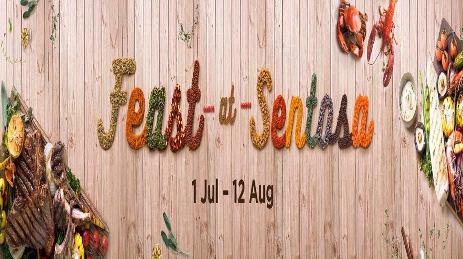 Get Stuffed at Sentosa Grillfest 2018