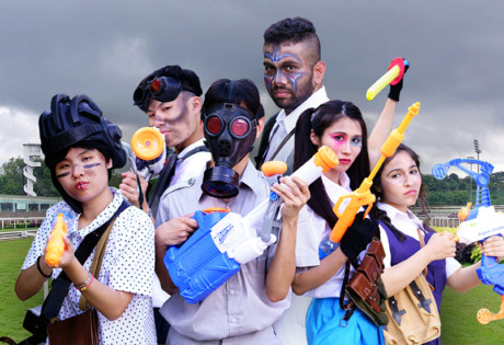 Battle Royale in Singapore: Get Ready to Rumble