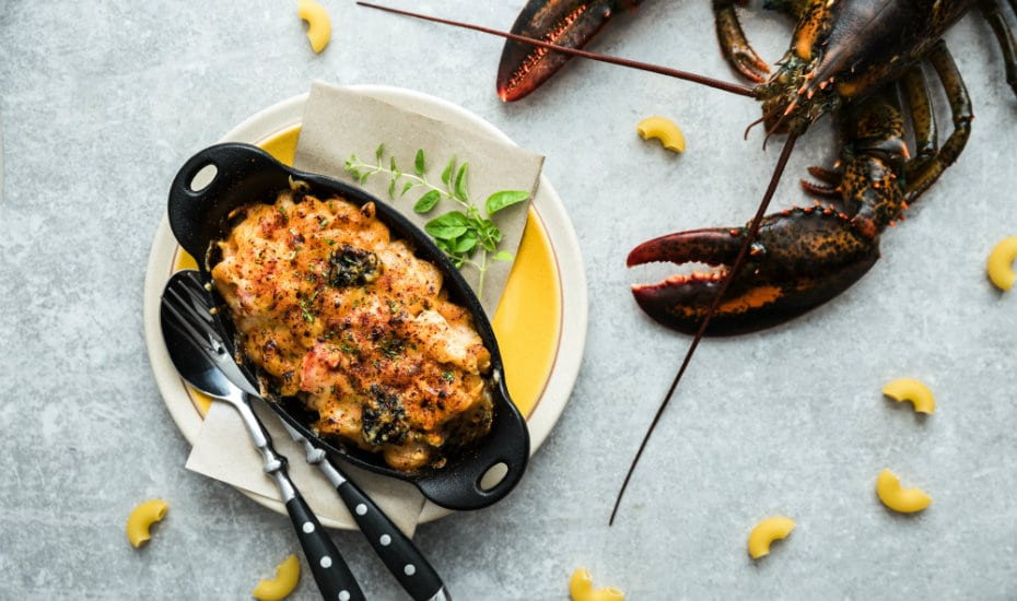 Andaz Singapore | Alley on 25 | The Green Oven | Lobster Mac and Cheese