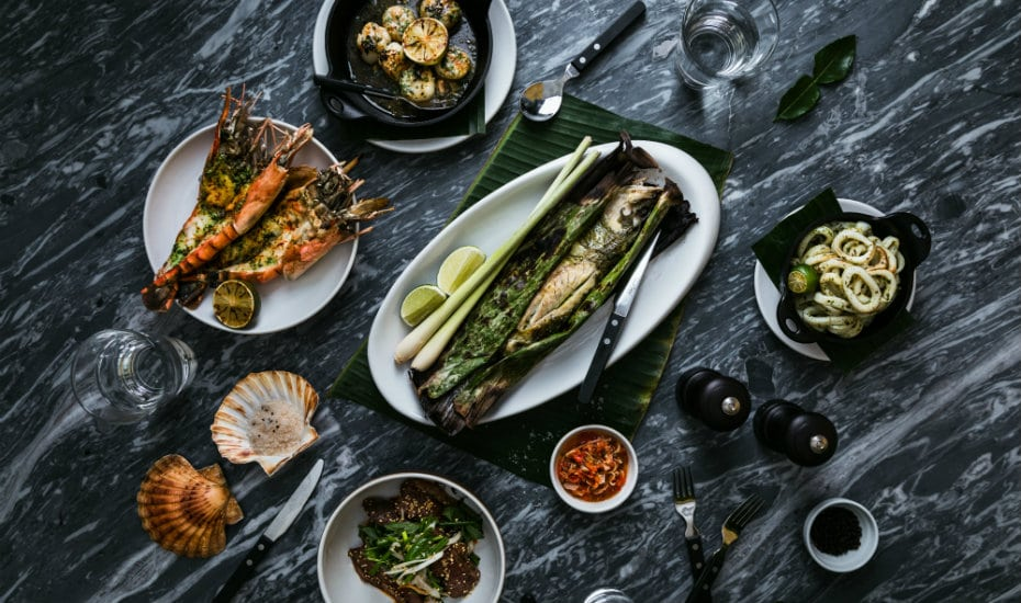 Andaz Singapore | Alley on 25 | Smoke & Pepper