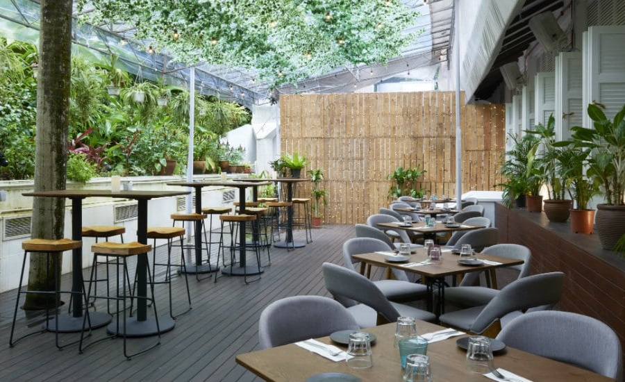 We're pining over Botanico's new bistro-style menu with Asian influences