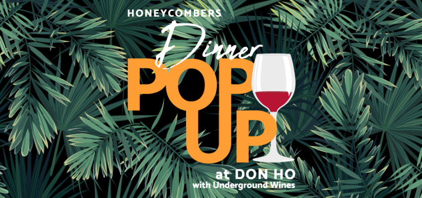 Good vibes and great food. Hang out with Honeycombers at Don Ho.