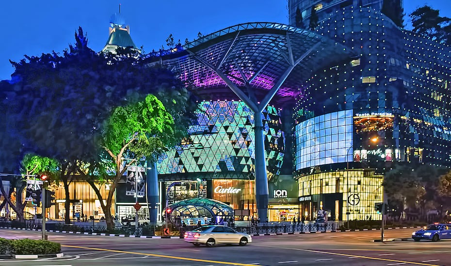 Image result for orchard road singapore