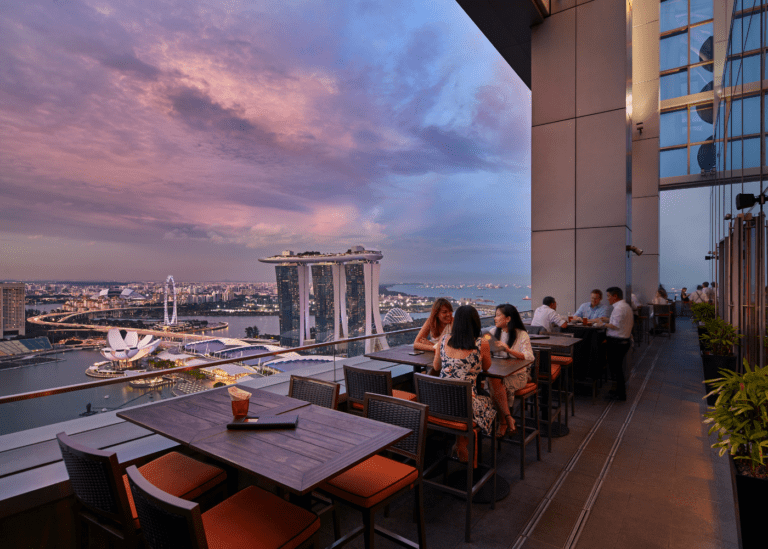Rooftop bars in Singapore: Swanky, sky-high drinking spots with knock-out views