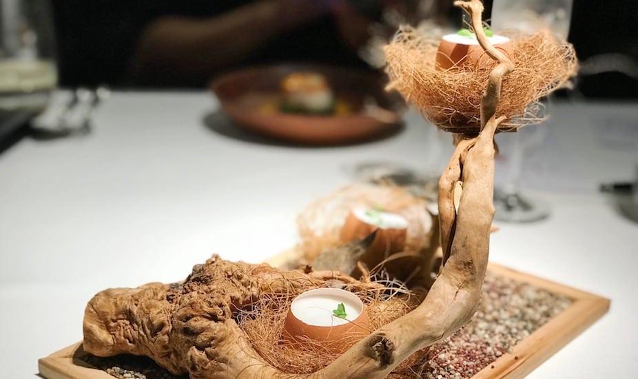 Creative cocktails at Nadodi restaurant Kuala Lumpur