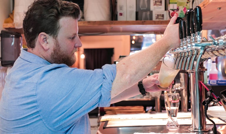 So you think you know craft beer? You need to talk to Tim Ashwood of Nickeldime