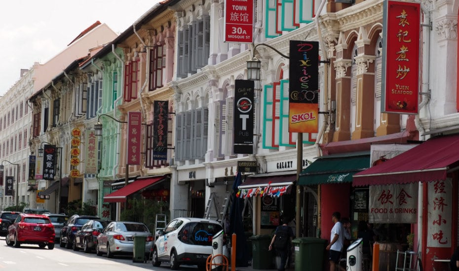 Singapore heritage trail | Explore Chinatown