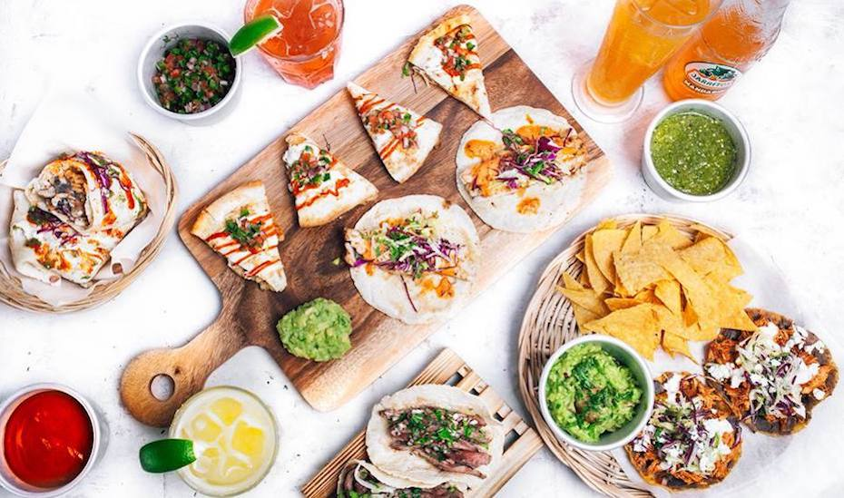 Authentic tacos, quessadillas and more Mexican bites at Papi's Tacos Singapore