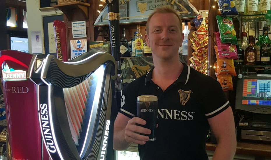 Not sure if a Guinness is your beer of choice? Brand ambassador Domhnall Marnell will have you thinking twice…
