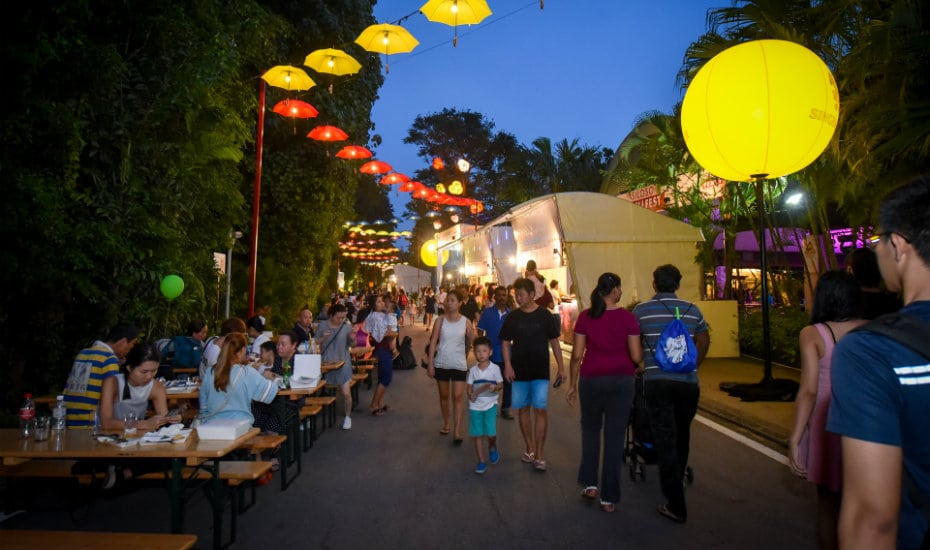 Sentosa GrillFest | Honeycombers Singapore
