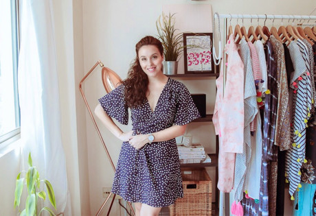 Susannah Jaffer curates conscious brands for her online boutique, Zerrin.