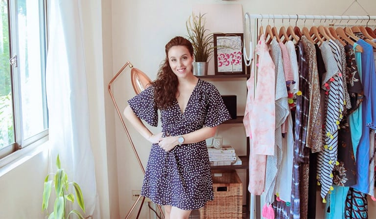 Susannah Jaffer, founder of ethical fashion and beauty boutique Zerrin, on the power of shopping meaningfully