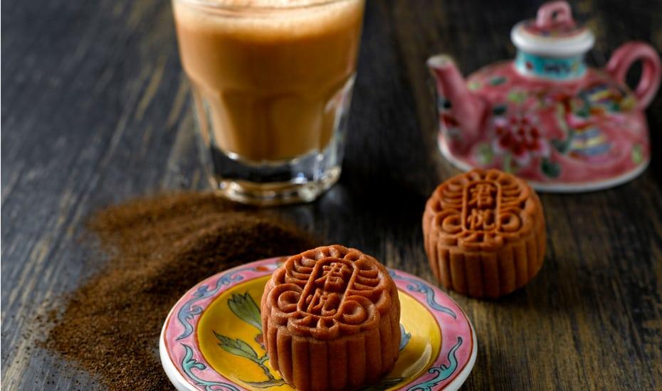 Grand Hyatt Singapore mooncakes for Mid-Autumn Festival