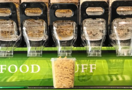 Bring your own containers to Unpackt: Singapore's first zero-waste, packaging-free grocery store
