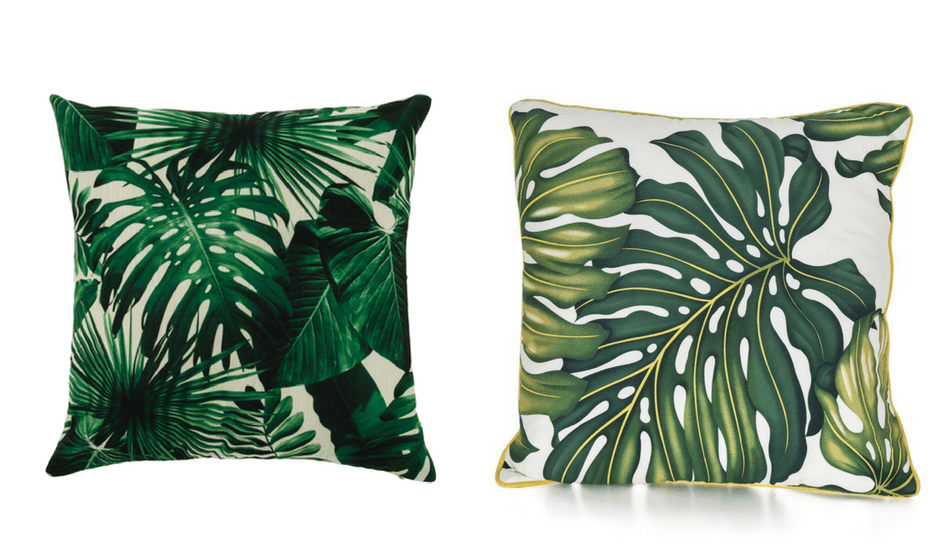 Leafy Decor | Cushions | Botanical Home Decor