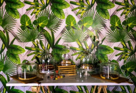 Home Decor Trends | Leafy Decor | Botanical Home Decor